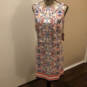 NWT Vince Camuto Summer Cocktail Dress